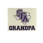SU SFA Texas Logo Grandpa
