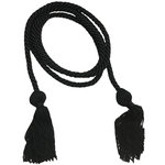 BLACK HONOR CORD