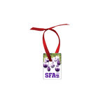 "SFA CHRISTMAS ORNAMENT 2"" X 3"""