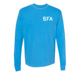 SFA COMFORT COLORS LONG SLEEVE WORD ART