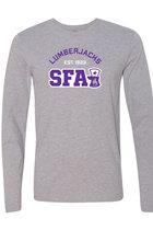 SFA Next Level Grey Long Sleeve Tee