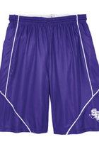 Sport-Tek PosiCharge Mesh Reversible Spliced Shorts