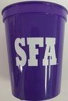 16 oz Stadium Cup - Purple