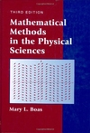 MATHEMATICAL METHODS IN PHYS SCI