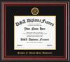 Frame Cherry Glossy Black/Gold Mat L1-110