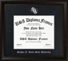 Executive Black Diploma Frame