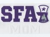SFA TERTIARY LOGO MOM DECAL